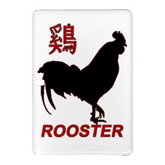 Year of the Rooster - Chinese New Year Samsung Galaxy Tab Pro 10.1 Hardshell Case