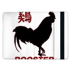Year of the Rooster - Chinese New Year Samsung Galaxy Tab Pro 12.2  Flip Case