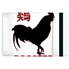 Year of the Rooster - Chinese New Year iPad Air Flip
