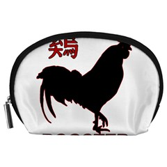 Year of the Rooster - Chinese New Year Accessory Pouches (Large)
