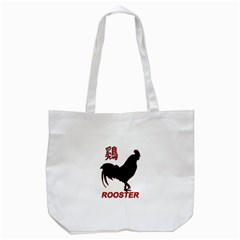 Year of the Rooster - Chinese New Year Tote Bag (White)