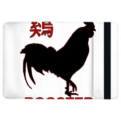 Year of the Rooster - Chinese New Year iPad Air 2 Flip
