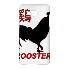Year of the Rooster - Chinese New Year Samsung Galaxy A5 Hardshell Case