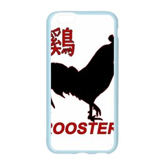 Year of the Rooster - Chinese New Year Apple Seamless iPhone 6/6S Case (Color)