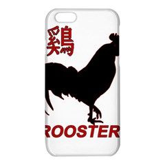 Year of the Rooster - Chinese New Year iPhone 6/6S TPU Case