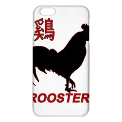 Year of the Rooster - Chinese New Year iPhone 6 Plus/6S Plus TPU Case