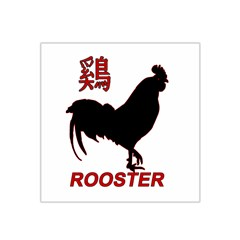 Year of the Rooster - Chinese New Year Satin Bandana Scarf