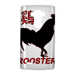 Year of the Rooster - Chinese New Year LG G4 Hardshell Case