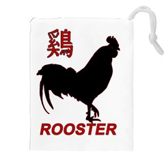 Year of the Rooster - Chinese New Year Drawstring Pouches (XXL)