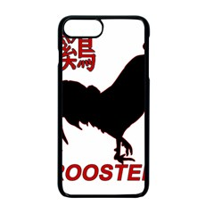Year of the Rooster - Chinese New Year Apple iPhone 7 Plus Seamless Case (Black)
