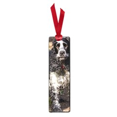 Black Roan English Cocker Spaniel Small Book Marks