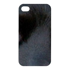 Cocker Spaniel Black Eyes Apple iPhone 4/4S Hardshell Case