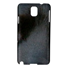 Cocker Spaniel Black Eyes Samsung Galaxy Note 3 N9005 Hardshell Case