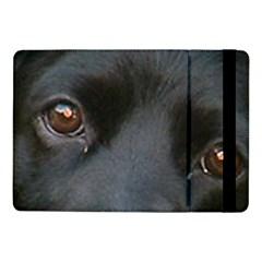 Cocker Spaniel Black Eyes Samsung Galaxy Tab Pro 10.1  Flip Case