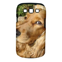 Red Cocker Spaniel Red Samsung Galaxy S III Classic Hardshell Case (PC+Silicone)