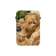 Red Cocker Spaniel Red Apple iPad Mini Protective Soft Cases