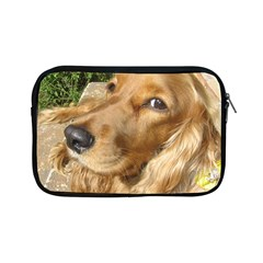 Red Cocker Spaniel Red Apple iPad Mini Zipper Cases