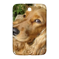 Red Cocker Spaniel Red Samsung Galaxy Note 8.0 N5100 Hardshell Case