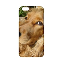 Red Cocker Spaniel Red Apple iPhone 6/6S Hardshell Case