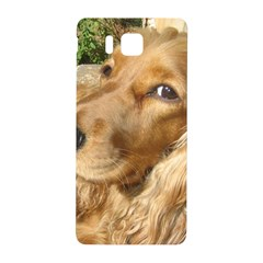 Red Cocker Spaniel Red Samsung Galaxy Alpha Hardshell Back Case