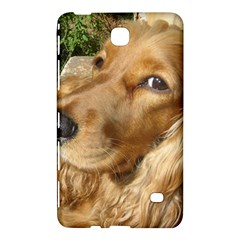 Red Cocker Spaniel Red Samsung Galaxy Tab 4 (7 ) Hardshell Case
