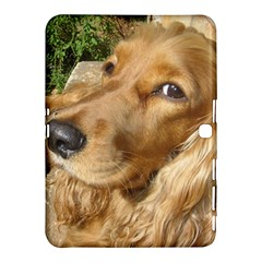 Red Cocker Spaniel Red Samsung Galaxy Tab 4 (10.1 ) Hardshell Case