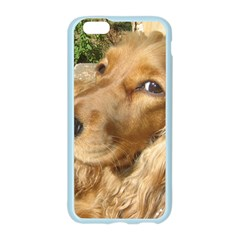 Red Cocker Spaniel Red Apple Seamless iPhone 6/6S Case (Color)