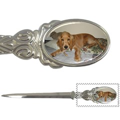 Red Cocker Spaniel Puppy Letter Openers