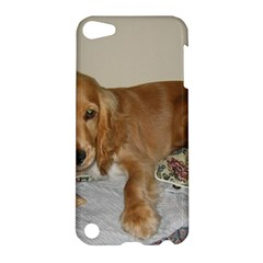 Red Cocker Spaniel Puppy Apple iPod Touch 5 Hardshell Case