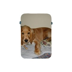Red Cocker Spaniel Puppy Apple iPad Mini Protective Soft Cases