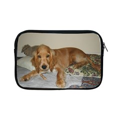 Red Cocker Spaniel Puppy Apple iPad Mini Zipper Cases