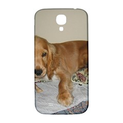 Red Cocker Spaniel Puppy Samsung Galaxy S4 I9500/I9505  Hardshell Back Case