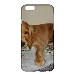 Red Cocker Spaniel Puppy Apple iPhone 6 Plus/6S Plus Hardshell Case