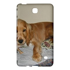 Red Cocker Spaniel Puppy Samsung Galaxy Tab 4 (7 ) Hardshell Case