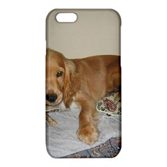 Red Cocker Spaniel Puppy iPhone 6/6S TPU Case