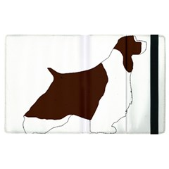 English Springer Spaniel Silo Color Apple iPad 2 Flip Case
