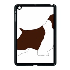 English Springer Spaniel Silo Color Apple iPad Mini Case (Black)