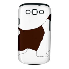 English Springer Spaniel Silo Color Samsung Galaxy S III Classic Hardshell Case (PC+Silicone)