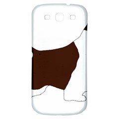 English Springer Spaniel Silo Color Samsung Galaxy S3 S III Classic Hardshell Back Case
