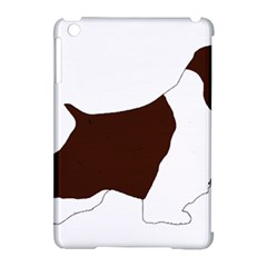English Springer Spaniel Silo Color Apple iPad Mini Hardshell Case (Compatible with Smart Cover)