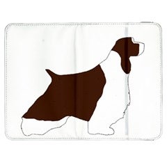 English Springer Spaniel Silo Color Samsung Galaxy Tab 7  P1000 Flip Case