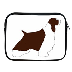 English Springer Spaniel Silo Color Apple iPad 2/3/4 Zipper Cases