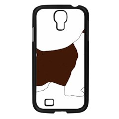 English Springer Spaniel Silo Color Samsung Galaxy S4 I9500/ I9505 Case (Black)