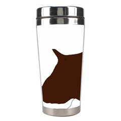 English Springer Spaniel Silo Color Stainless Steel Travel Tumblers