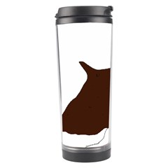 English Springer Spaniel Silo Color Travel Tumbler