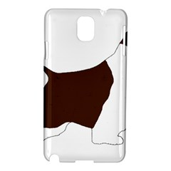 English Springer Spaniel Silo Color Samsung Galaxy Note 3 N9005 Hardshell Case