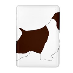 English Springer Spaniel Silo Color Samsung Galaxy Tab 2 (10.1 ) P5100 Hardshell Case