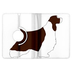 English Springer Spaniel Silo Color Kindle Fire HDX Flip 360 Case