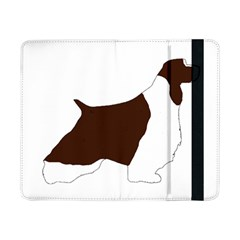 English Springer Spaniel Silo Color Samsung Galaxy Tab Pro 8.4  Flip Case