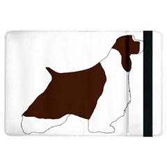 English Springer Spaniel Silo Color iPad Air Flip